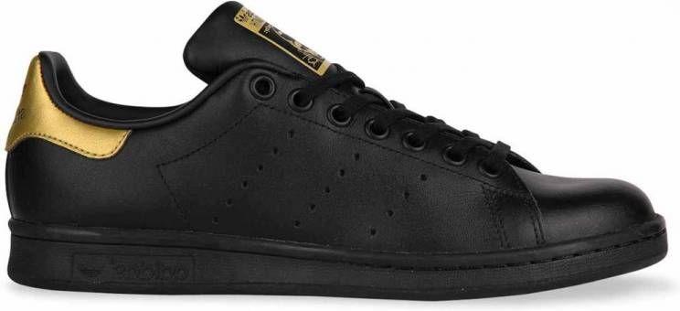 Adidas Stan Smith BB0208 Zwart Goud-35.5 maat 35.5